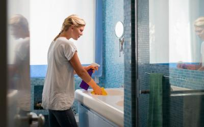 What is an end of tenancy cleaning service?